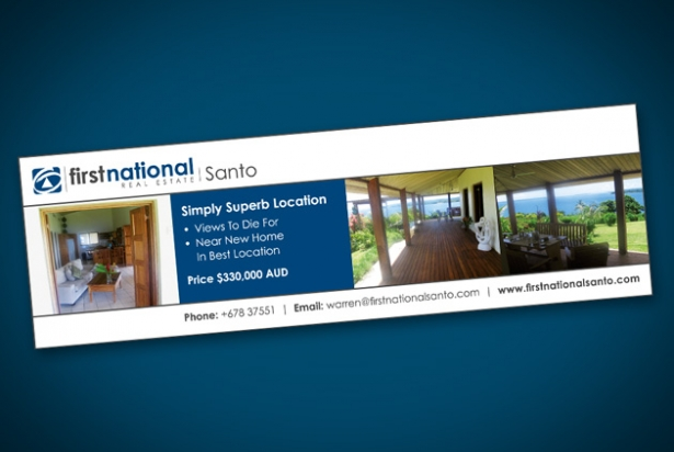 FNS Quarter Page Ad Simply Stunning Location